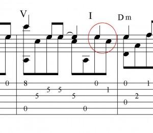 Прекрасное далеко: ноты для гитары