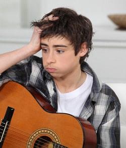Как не уставать на гитаре