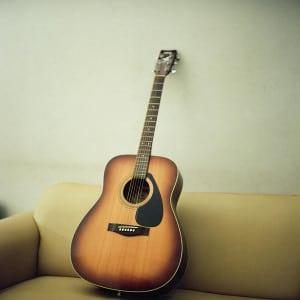удобная гитара