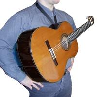 Ремень для классической гитары