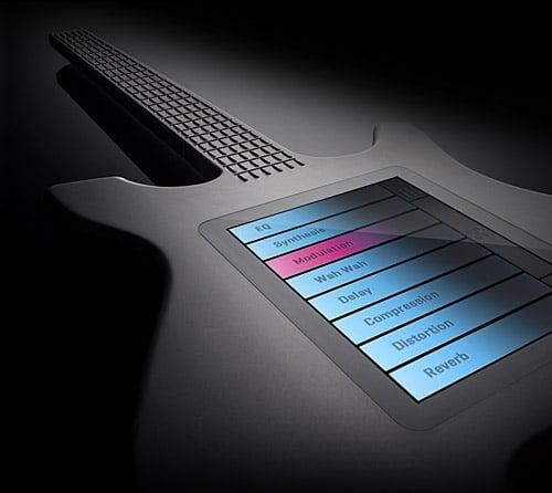 Сенсорная гитара