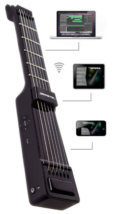 гитара для IPhone и IPad