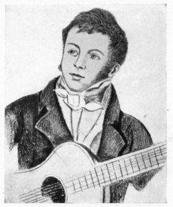 Фернандо Сор. Ноты для гитары его композиций