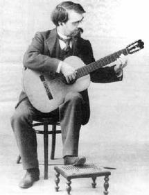 Франсиско Таррега. Ноты для гитары его произведений