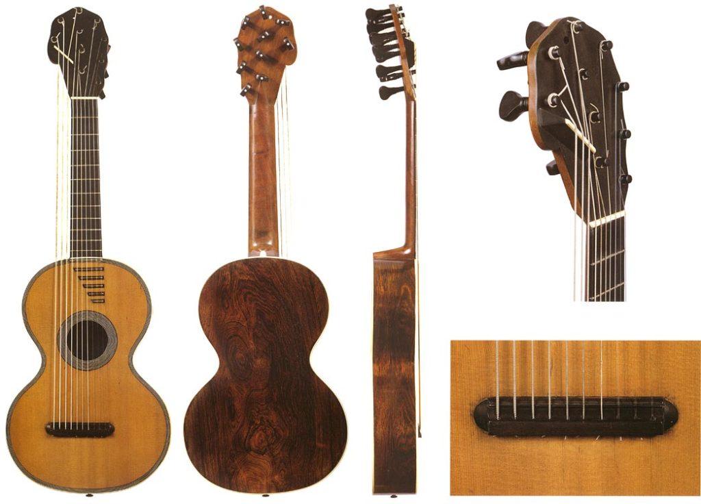 Арфа-гитара