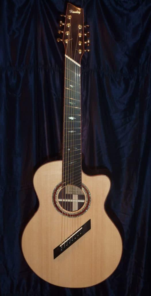 8-ми струнная гитара