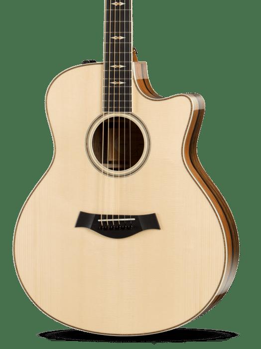 гитара из ели